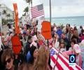 [21 January 2018] USA_ Florida hosts anti-Trump rally on anniversary of inauguration - English