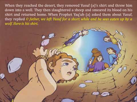 [Story] Prophet Yusuf (a) - English