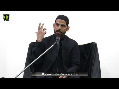 [Majlis 1] Khitaab: Moulana Mubashir Zaidi | Topic: Aaima (as) Markaz-e-Hidayat | Ayaam-e-Fatimiya (sa)