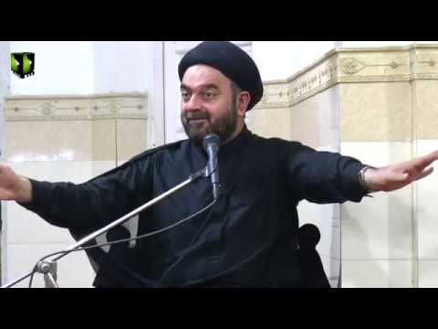 [Majlis 2] Khitaab: Moulana Muhammad Ali Naqvi | Topic: Janab e Syeda Ka Salika e Ibadat | Ayaam-e-Fatimiya (sa)