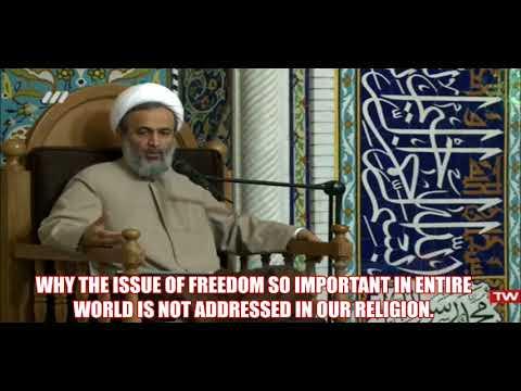 ISLAM FREEDOM MYTH OR REALITY- Farsi sub English