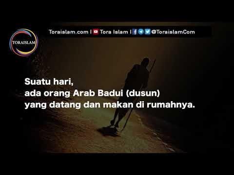 [Clip] Pengorbanan Imam Ali dalam Menjamu Tamu - Malay