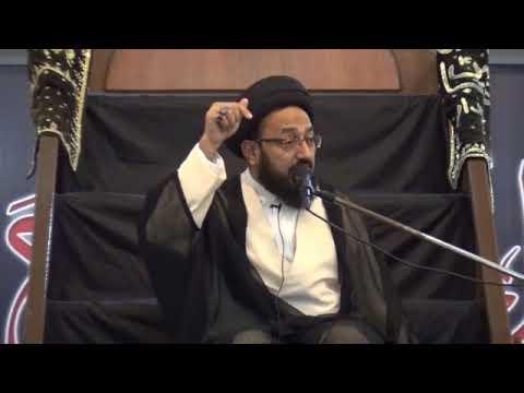 [Majlis] Topic: Ghaflat Aik Sabab or Elaaj | H.I Sadiq Raza Taqvi - Urdu