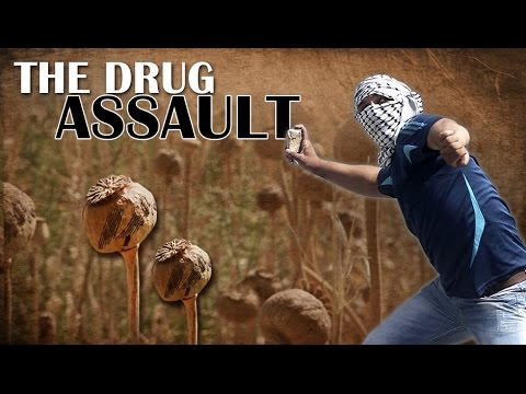 [Documentary] At the Heart of a Siege: The Drug Assault (Gaza, Seeds of Hope Occupation's Crimes) - English