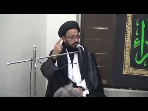 [Majlis] Topic: سیرت حضرت زھرا کے اجتماعی پہلو | H.I Sadiq Raza Taqvi - Urdu