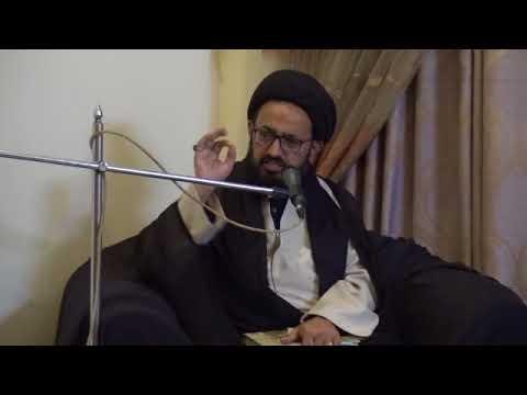 [Majlis] Topic: سیرت و مقامِ حضرت زہرا | H.I Sadiq Raza Taqvi - Urdu