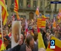 [05 March 2018] Spain\'s unity supporters demonstrate in Barcelona - English
