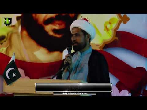 [ Seminar Fikr-e-Shaheed Dr. Muhammad Ali Naqvi ] Khitaab: Moulana Jawadi | 7th March 2018 - Urdu