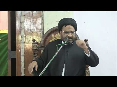 [CLIP] Current Situation in SYRIA - Reality Vs Propaganda | Moulana Taqi Agha - Urdu