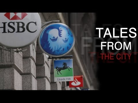 [Documentary] Tales from the City (How UK banks influence national policy making) - English