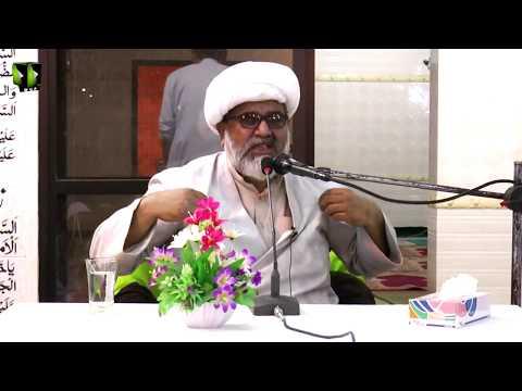 [Seminar] Topic: Asr-e-Mehdaviyat Kay Taqazay | H.I Raja Nasir Abbas Jafri | 18 March 2018 - Urdu