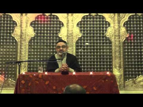 Jashane Eide Mubailha 9th October 2015 By Allama Syed Ali Murtaza Zaidi at Imambargah Fatima Zahra s.a Part-1-Urdu