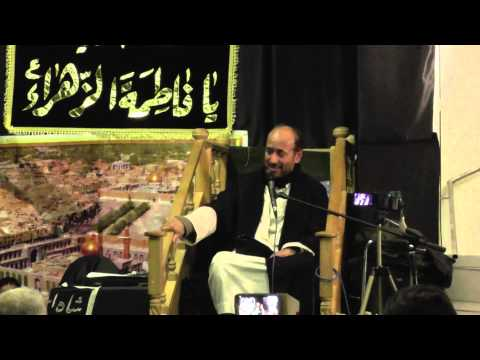 8th Moharram 1436 Hijri 2014 AHLEBAIT Key Ajj Key Zimaney Key Mojzat By Allama Syed Jan Ali Kazmi Part-2-Urdu