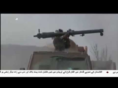 [01APR2018] سعودی فوج پر یمن کے جوابی حملے- Urdu