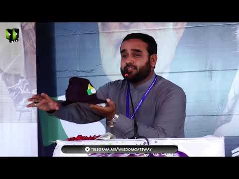 [Wilayat-e-Haq Convention 2018] Speech: Br. Fazal Hussain Asghari | Asgharia Org. Pak - Urdu