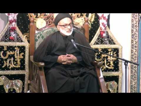 Majlis 3 of 4 Topic: دینِ توحید By Allama Syed Mohammad Askari - Urdu