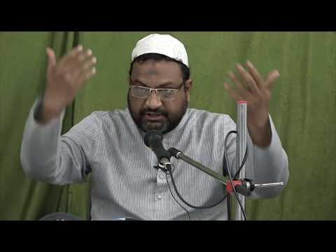 Dars-e-Nahj ul-Balagha | Sermon No: 34 - Part 02 | Moulana Taqi Agha - Urdu