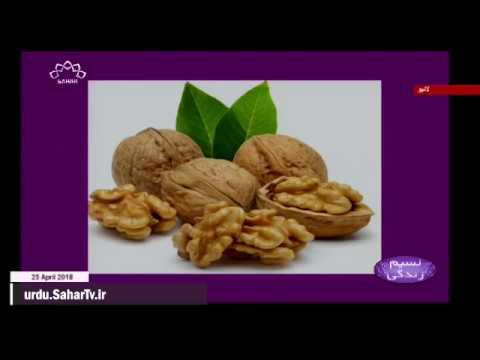 [ اخروٹ کھانے کے فوائد [ نسیم زندگی -Urdu