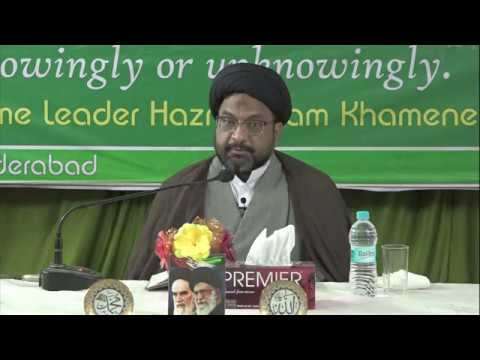 Dars-e-Nahj ul-Balagha | Sermon No: 37 | Moulana Taqi Agha - Urdu