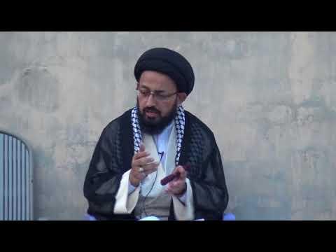 [Speech] Topic: Marifat-e-Imam Zamana  | H.I Sadiq Raza Taqvi - Urdu