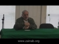 Lecture on Wahabiism by Imam Asi - English