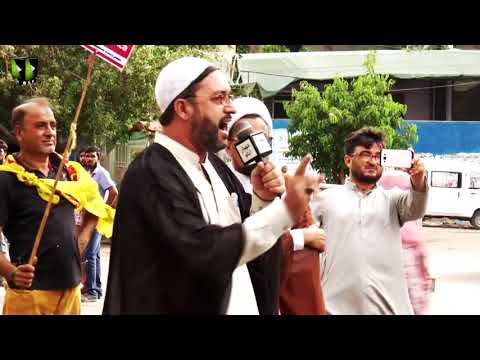 [Markazi Murdabad America Rally] Speech: Moulana Muhammad Rehmani | 13 May 2018 - Karachi - Urdu