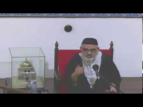 (1) Maulana Ali Murtaza Zaidi - Ayyam-e-Ramadhan - Majlis 4 Ramadhan 1439 - Urdu