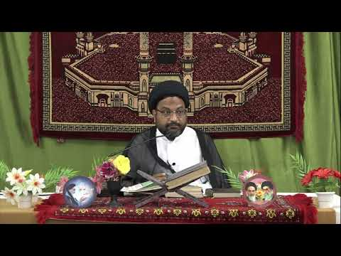 [02] Tafseer-e-Surah-e-Aal-e-Imran | 2nd Mahe Ramadhan 1439 A.H | Moulana Syed Taqi Raza Abedi - Urdu