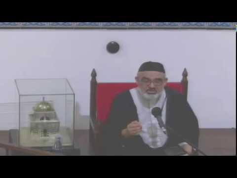 Ayyam-e-Ramadhan - 2nd Majlis 5th Ramadhan 1439 Hijari By Allama Syed Ali Murtaza Zaidi at Mombasa Kenya - Urdu