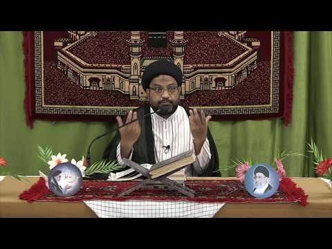 [04] Tafseer-e-Surah-e-Aal-e-Imran | 4th Mahe Ramadhan 1439 A.H | Moulana Syed Taqi Raza Abedi - Urdu