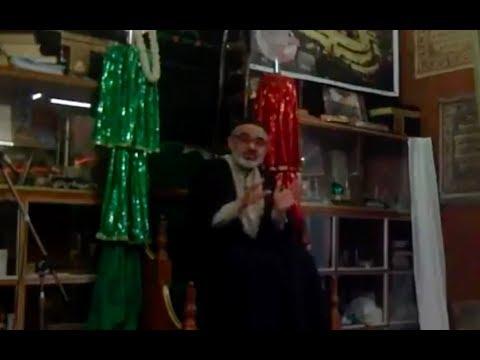 Majlis 15th Shaban 1439 Hijari 2018 Waiting for the Mahdi in this current changing world By H I Ali Murtaza Zaidi - Urdu
