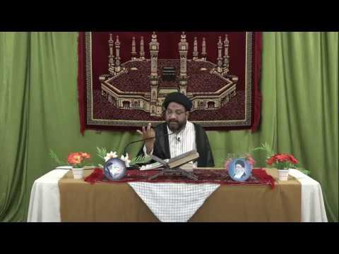 [05] Tafseer-e-Surah-e-Aal-e-Imran | 5th Mahe Ramadhan 1439 A.H | Moulana Syed Taqi Raza Abedi - Urdu