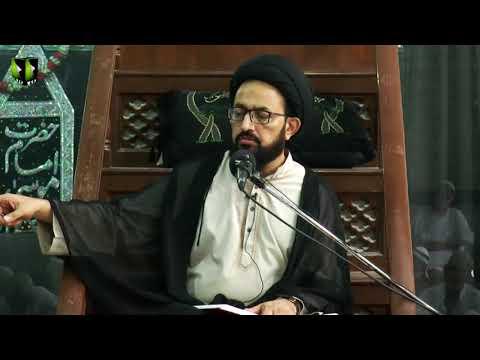 [Dars 3] Topic: Qurani Zindagi Kay Usloob | H.I Syed Sadiq Raza Taqvi | Mah-e-Ramzaan 1439 - Urd8