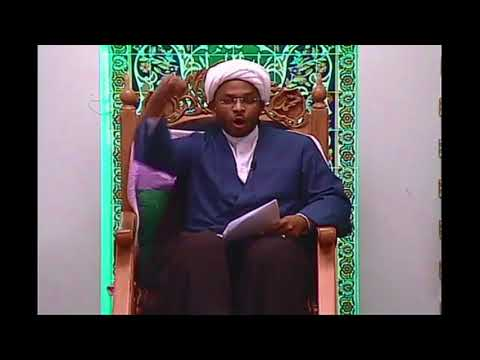[6 Ramadan] Revisiting Core Principles of Islamic Lifestyle, By H.I. Usama Abdulghani IEC Huston 2018 English