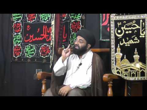 Majlis 23rd March 2017 Topic: سورہ آلِ عمران  By H I Syed Kazim Abbas Naqvi at Wadi Al Kabir Muscat Oman -