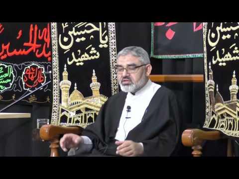 Majlis 13th Jan2017 Topic: Tarbiyat-e-Ulad aur Khandan Ky Akhlaq - Agha Syed Ali Murtaza Zaidi at Wadi Kabir Muscat Oman
