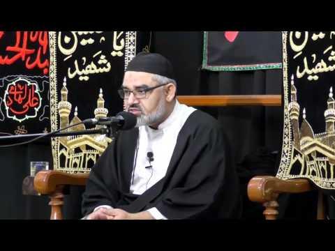 Majlis Shabe Jumma BiBi Masuma-e-Qum 12th January 2017 By Agha Syed Ali Murtaza Zaidi at Wadi Kabir Muscat Oman - Urdu