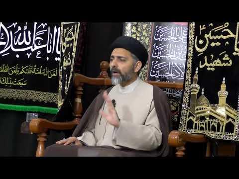 Ashra-e-Majalis Ramadan Ul4th Majlis Ramadan 1439/2018 Topic:Waiting for Imam (A) and US By Agha Syed Nusrat Abb