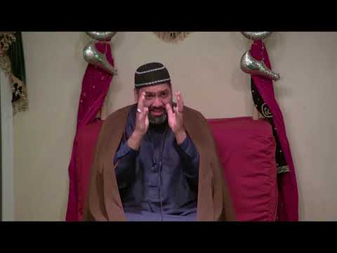 1st Ramadan 1439AH [Voice comes after 6.15 mins.] Maulana Asad Jafri - Bridging Today\'s Generation Gap 2018 English