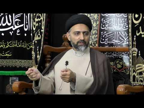 Shab e 12th Ramzan 1439 Hijari 11th Majlis 27th May 2018 Topic:Waiting for Imam (ATFS) & US By Agha Nusrat Abbas Bukhari