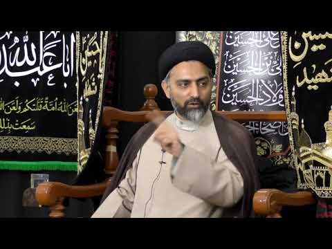 Shab e 13th Ramzan 1439 Hijari 12th Majlis 28th May 2018 Topic:Waiting for Imam (ATFS) & US By Agha Nusrat A