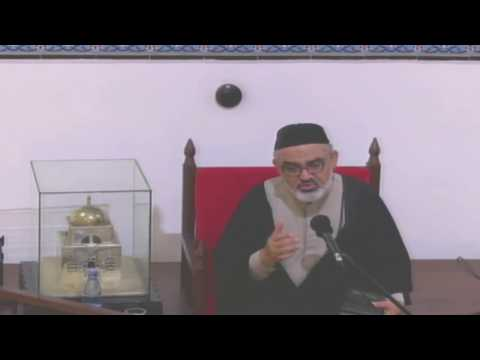 [15th Night Mahe Ramadhan] Topic: Surah Luqman  - Syed Ali Murtaza Zaidi 2018 Urdu