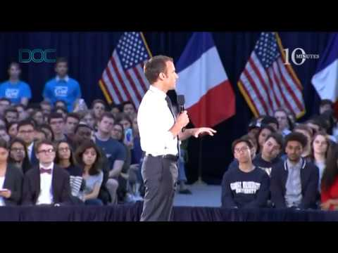 [Documentary] 10 Minutes: Macron in the Middle East - English