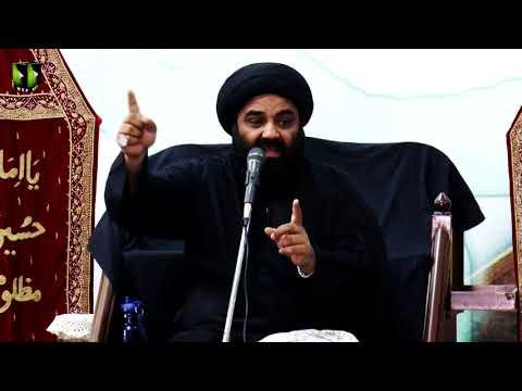 [Majlis 2] Topic: Imamat Az Quran ، امامت از قرآن | H.I Syed Kazim Abbas Naqvi - Urdu