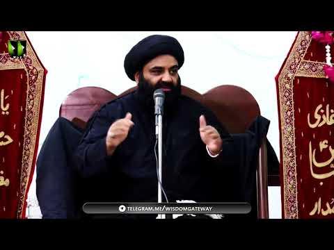 [Majlis 3] Topic: Imamat Az Quran ، امامت از قرآن | H.I Syed Kazim Abbas Naqvi - Urdu