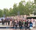 [06 June 2018] Protesters condemn Netanyahu\'s visit to Paris - English