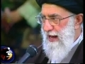 Leader Ayatollah Khamenei Speaking with Martyrs Families in Kurdistan - Farsi