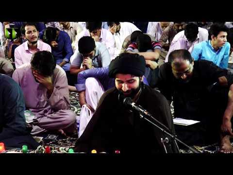 [Aamal-e-Shab-e-Qadar] Tilawat Dua-e-Kumail : Moulana Arif Shah Kazmi | Mah-e-Ramzaan 1439/2018 - Urdu