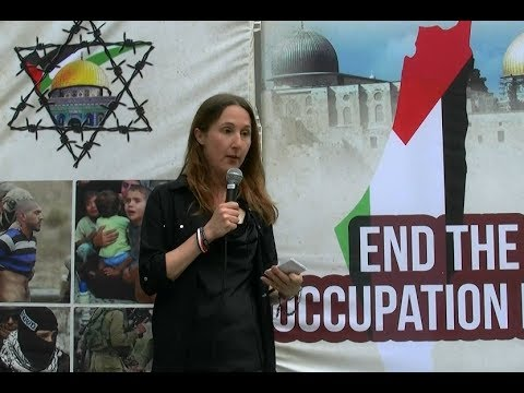AlQuds Day Toronto Speech by Sister Eva Bartlett -English