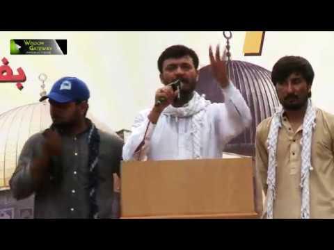 [Markazi Youm Al-QUDS Rally 2018]  Speech: Br. Ansar Mehdi | Karachi - Urdu